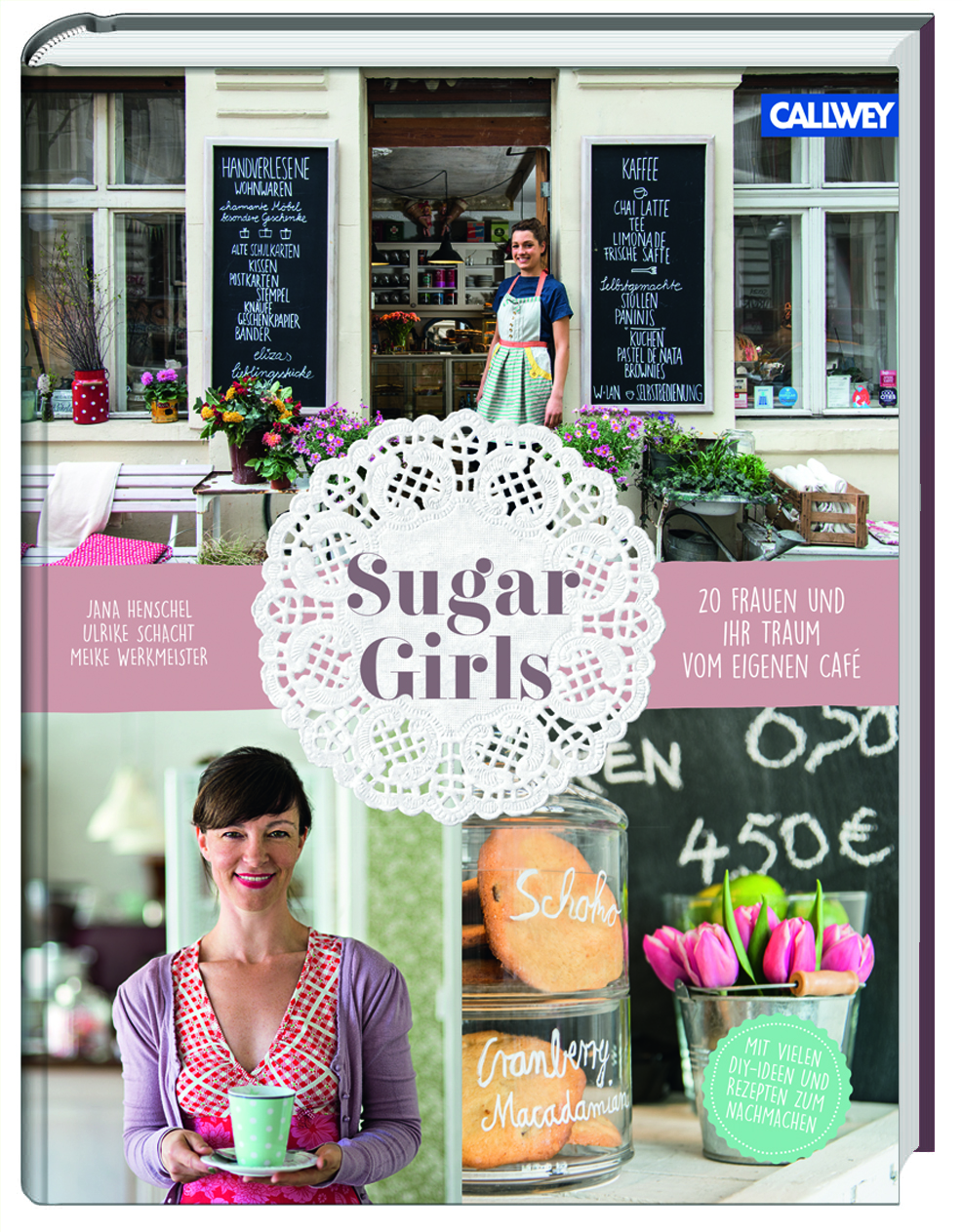 Sugar Girls Buchcover