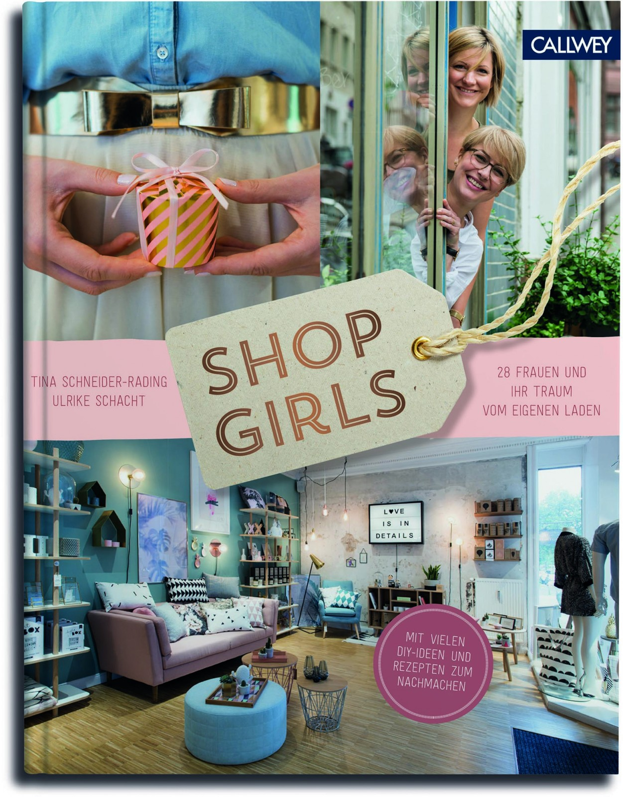 Shop Girls Cover